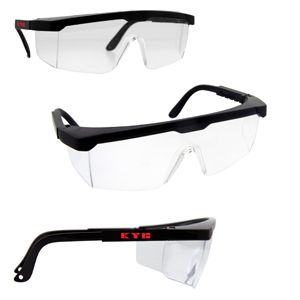 6625ebb2e1 The ANSI Certified Safety Glasses is available in clear