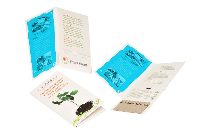 Promotional greeting cards with seeds in bulk australia eco friendly greeting card with seed sticks reheart Image collections