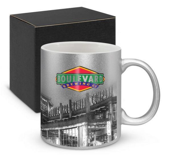 e4177c54425 Promotional Metallic Effect Coffee Mugs in Australia | Bulk buy