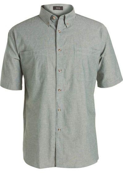 b7f2741cc411 Stylish Work Shirts. Price for the Short Sleeve ...