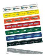 30 cm Plastic Flip Promotional Ruler