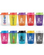 350ml Personalised Coffee Carry Cups