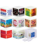 3d Cube Custom Mints
