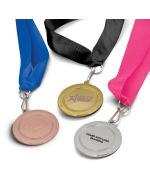 50mm Award Medals Customised