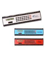 8inch Promo Calculator Rulers