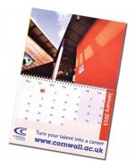 A3 Glossy Customised Wall Calendars