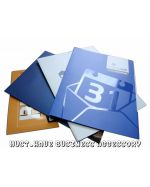 A4 Presentation Folders Glossy with Spot UV