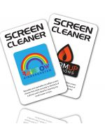 Adhesive Screen Cleaners