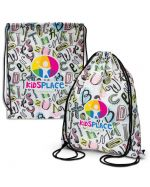 All Over Printed Backsacks