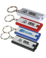 Branded Flashlight Keyrings