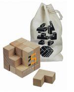 Branded Puzzle Brainteaser set