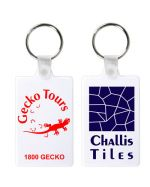 Business Logo Printed Keyrings