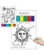Childrens Custom Paint Sheets