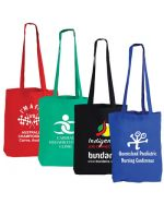 Colour Cotton Handle Conference Bag 140gsm