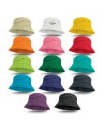 Cotton Bucket Hats With Logo