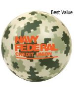 Custom Army Round Ball