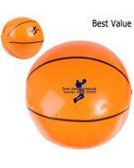 Custom Basketball Beach Ball