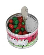 Custom Colour Jelly Beans in a Can