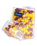 Custom Colour Mini Jelly Beans in Dispenser