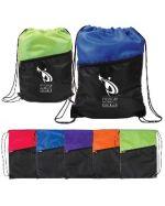 Customised Drawstring backpack