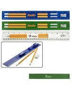 Eco Friendly Ruler and Pencil Set