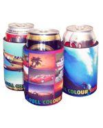 Full Colour Swinburne Drink Coolers