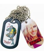 Full Colour printed Dog Tags