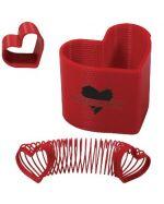 Heart Branded Slinkes