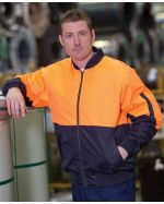 High Vis Tradie Jacket