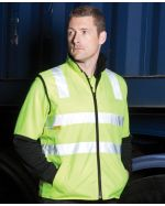 High Visibility Reversible Vests