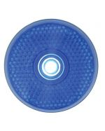 Jogger safety blue blinkers