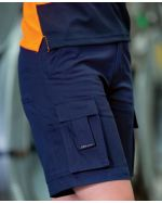 Ladies Multi Pocket Shorts