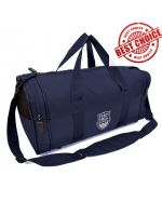 Large Basic Branded Duffle Bag