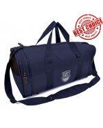 Large Basic Branded Duffle Bag