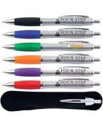 Logo Branded Corde Pens