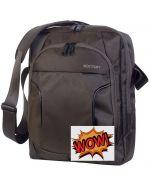 Logo Decorated Laptop Bag