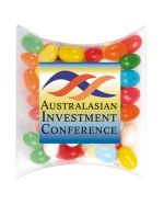 Mix Colour Mini Jelly Beans in Pillow Packs