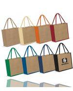 Mooky Promotional Jute Tote Bags