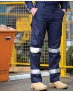 Multi Pocket Work Pants