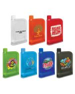 Notebook Water Bottles Logo Printed