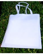 Brandable Gusset Nonwoven Bag