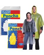 Outdoor Merchandise Ponchos