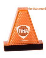 Personalised Flashing Badge Cone Shape
