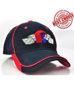 Piping Curve Custom Cap