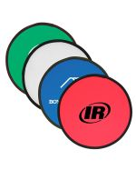 Printed Fold Up Fabric Frisbees