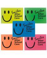 Promotional Fluro Erasers