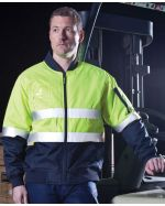 Promotional High Vis Flying Jacket