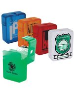 Rectangle Personalised Sharpeners