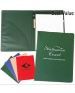 Recycled Eco Padfolio With Pen