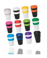 Reusable Carry Coffee Cups 480ml